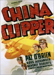 Affiche du film Courrier de Chine