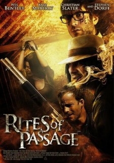 Affiche du film Rites of Passage