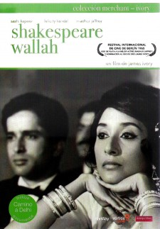 Affiche du film Shakespeare Wallah
