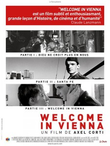 Affiche du film Welcome in Vienna - Partie 3 : Welcome in Vienna