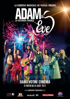 Affiche du film Adam et Eve, La seconde chance