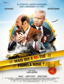 Affiche du film Mais qui a re-tué Pamela Rose?