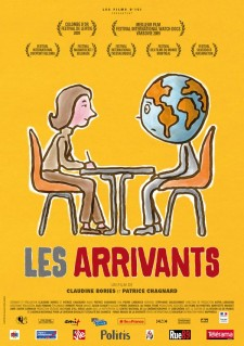 Affiche du film Les Arrivants