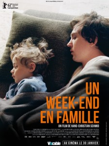 Affiche du film Un week-end en famille