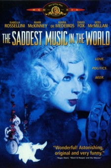 Affiche du film The Saddest Music in the World