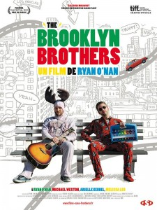 Affiche du film The Brooklyn Brothers