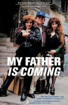 Affiche du film My Father Is Coming