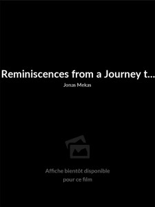 Affiche du film Reminiscences from a Journey to Lithuania