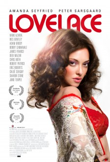 Affiche du film Lovelace