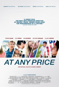 Affiche du film At Any Price