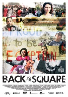Affiche du film Back to the square