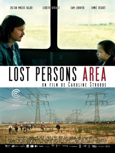 Affiche du film Lost Persons Area