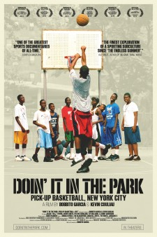 Affiche du film Doin' It In The Park: Pick-Up Basketball, NYC