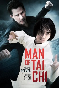 affiche du film Man of Tai Chi
