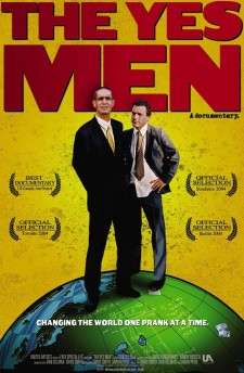 Affiche du film The Yes Men
