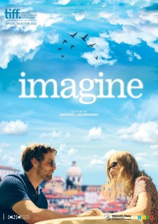 affiche du film imagine