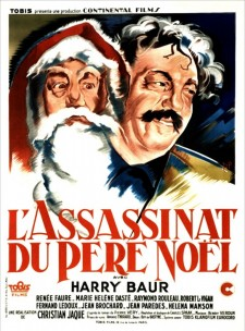 Affiche du film L'Assassinat du Père Noël