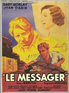 Affiche du film Le messager