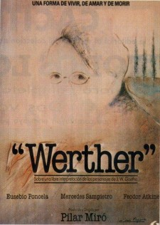 affiche du film Werther