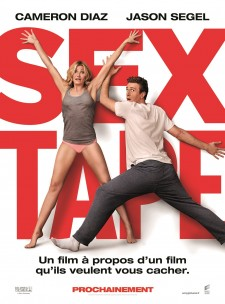 Affiche du film Sex Tape