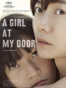 Affiche du film A Girl at my Door