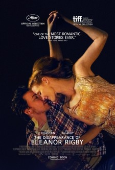 affiche du film The Disappearance Of Eleanor Rigby