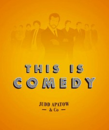 Affiche du film This is comedy