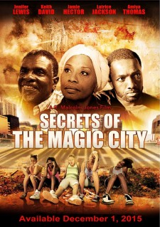 Affiche du film Secrets of the Magic City