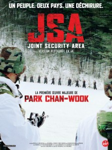 Affiche du film JSA (Joint Security Area)