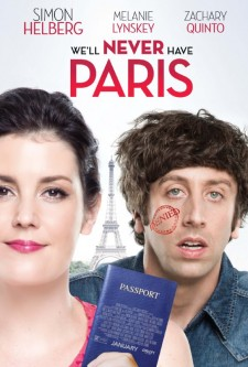 Affiche du film We'll Never Have Paris