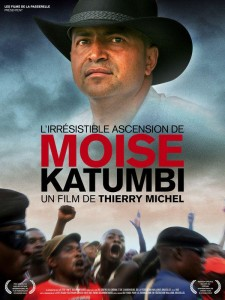 Affiche du film L'irrésistible ascension de Moïse Katumbi