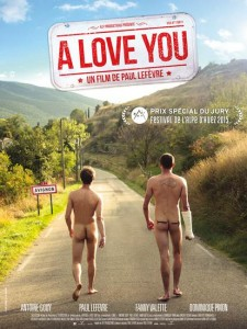Affiche du film A Love you