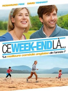 Affiche du film Ce Week-end là...