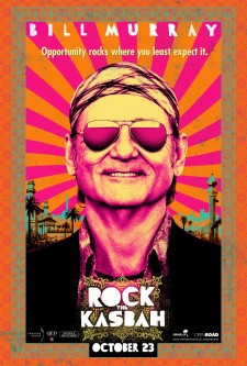 Affiche du film Rock the Kasbah