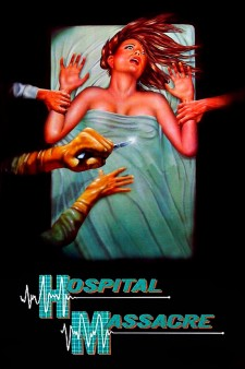 Affiche du film Massacre à l'hôpital