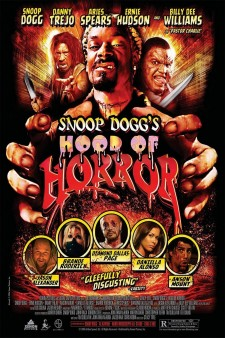 Affiche du film Hood Of Horror