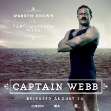 Affiche du film Captain Webb