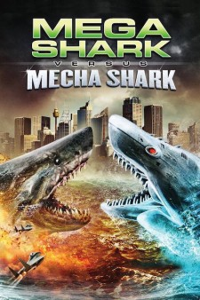 Affiche du film Mega Shark Vs. Mecha Shark