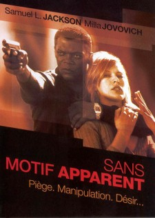 Affiche du film Sans motif apparent