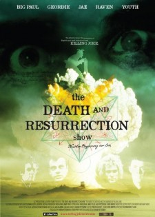 Affiche du film The Death and Resurrection Show