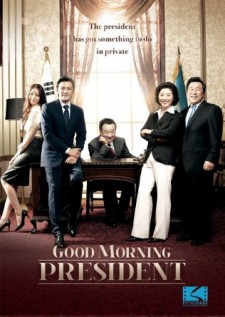 Affiche du film Good Morning President