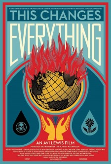 Affiche du film This changes Everything