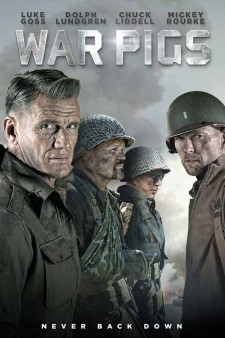 Affiche du film Act of Honor : L'unité War Pigs