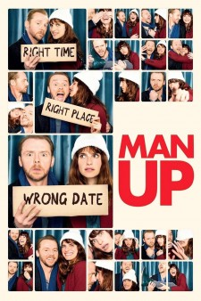 Affiche du film Man Up