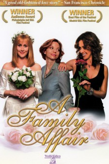 Affiche du film A Family Affair
