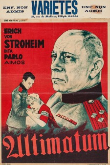 Affiche du film Ultimatum