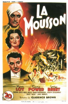 Affiche du film La Mousson