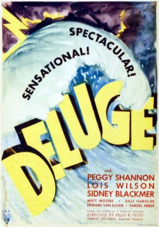 Affiche du film The Deluge
