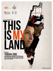 Affiche du film This is my Land