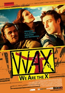 Affiche du film WAX : We are the X